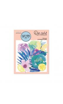 Die cuts - Pintando flores