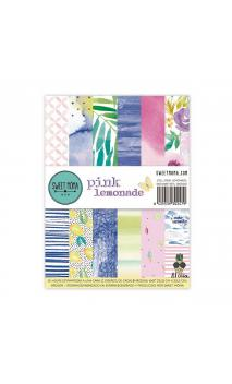 "Pad papeles 6x8"" - Pink lemonade"