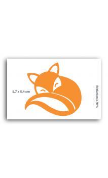 Troquel Foxy Zorro 5,7 - 5,4cm