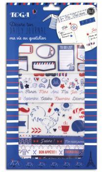 Kit Bujo Mi vida diaria Frenchy