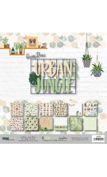 """Urban Jungle""  6 papeles para scrapbooking Coses d'Scrap"""