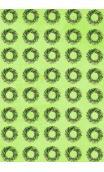 """Vellum Cards Joy"" 12 tarjetas ""Vellum"" para scrapbooking Elena Roche"