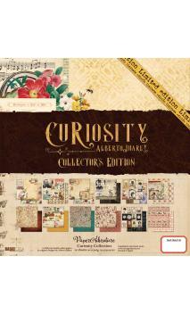 Curiosity paper pad Edición coleccionista 12h.