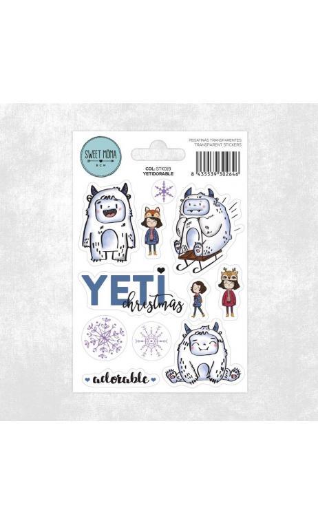 Stickers - Yetidorable