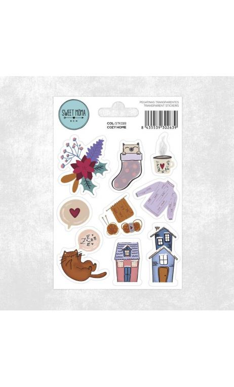 Stickers - Cozy home