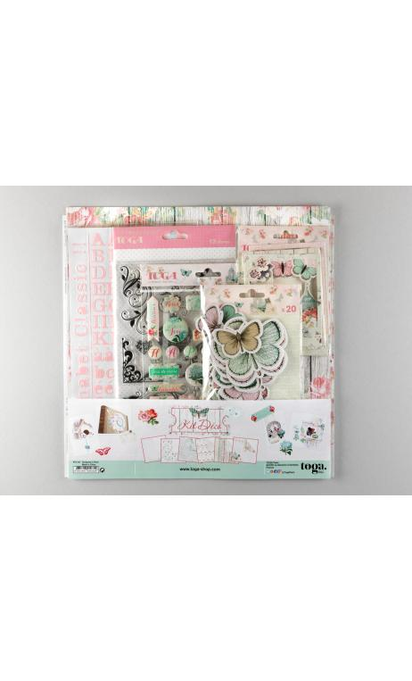 Kit deco Shabby Love