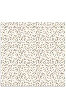 Mahe 30x30 - Foliage White Dold (Precio por hoja) paquetes de 10 hojas