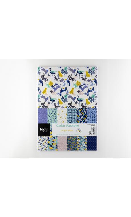 Color Factory-A4-36f-Jungle Vibes