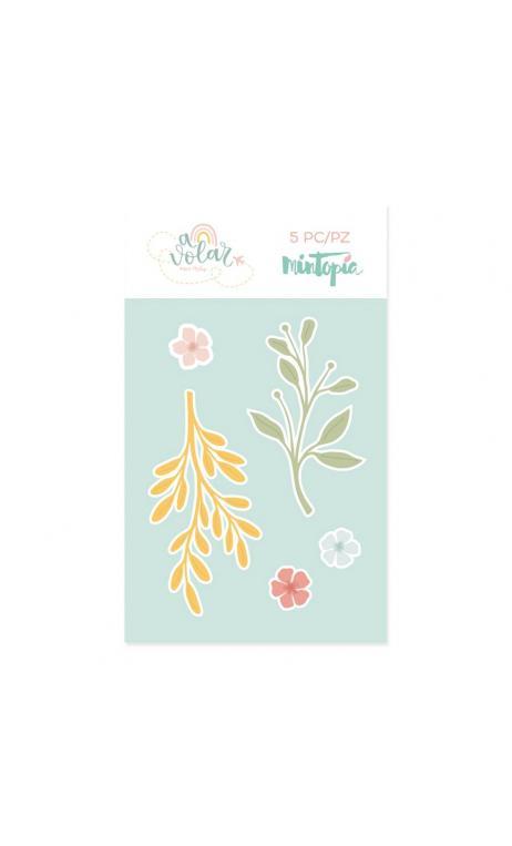 Troquel Flor de olivo