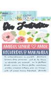 Stickers Opacos  POSIDONIA-1 hoja