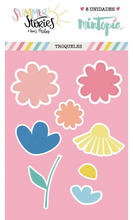 Troquel Flores de verano