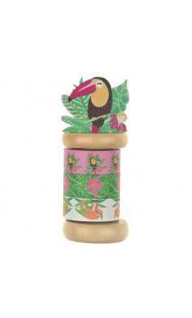 Mis bonitos Masking Tape Tucan x 3 - 4m