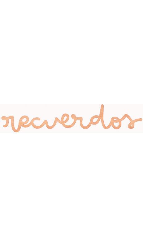 Madera Recuerdos- Colección Lazos