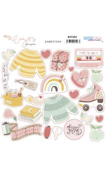 Sticker - Colección Lazos