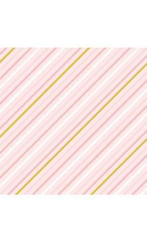 Fake Leather Printed Mistlede Strips