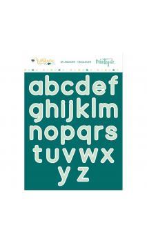 Mistledean Alphabet Die