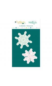 Die Snowflakes Mistlele