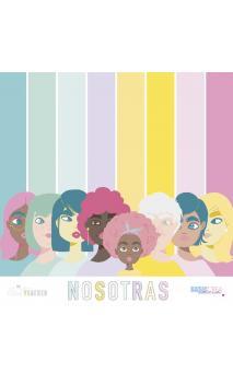 """NOSOTRAS Paper Pad 12""""X12"""""""