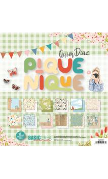 PIQUE-NIQUE Paper Pack 30X30