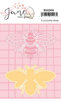 Troquel abeja