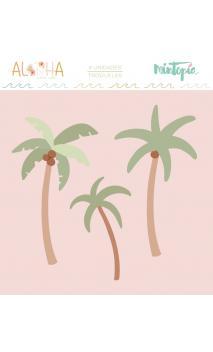 Troquel Aloha Palmeras