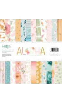 Papeles 12x12 Aloha