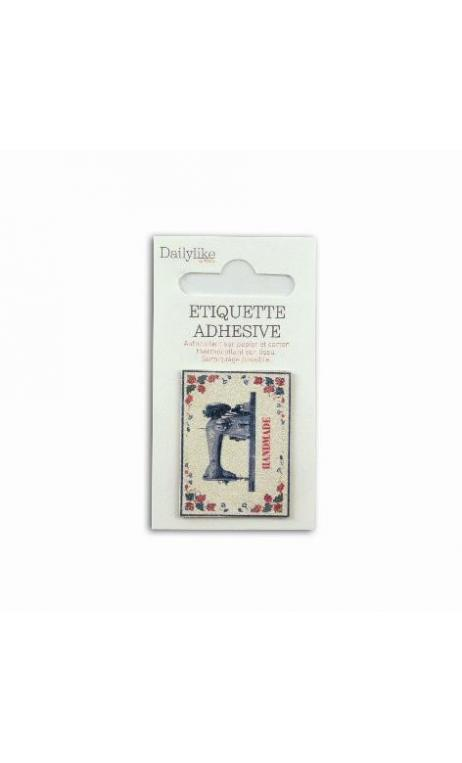 Etiqueta 30x40mm - machine coudre