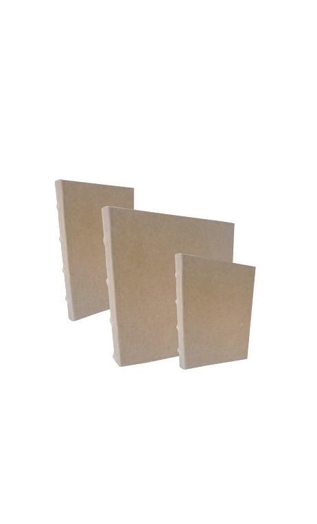 Album Bamboo  Kraft  3x4