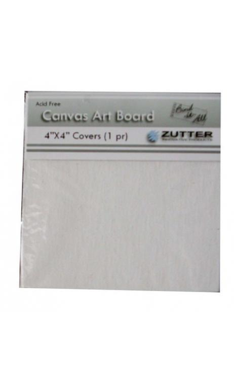 Tapas carton Canvas 4 x4