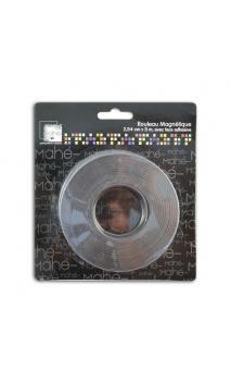Cinta adhesiva Magnetica 3m x 25,4mm