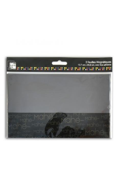 hojas adhesivas Magneticas 12,7cm x 20,3cm