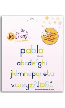 D'cos® Alfabeto Pablo (8 dies)