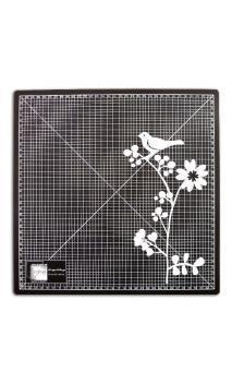 Base de corte 35x35 negro