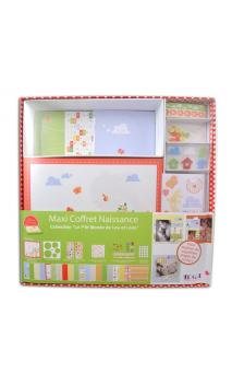 Maxi caja de Nacimiento Lou et Leon