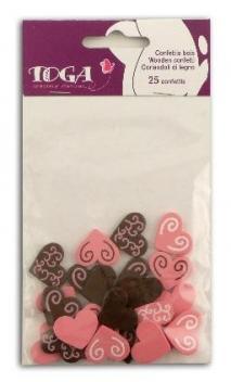 Confettis Choco/Saumon