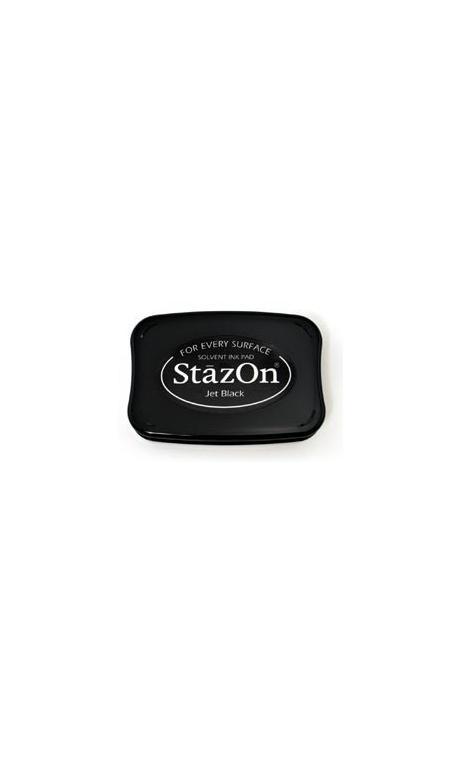 StazOn - Jet Black/negro