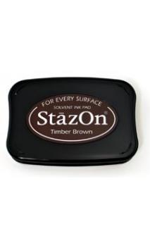StazOn - Timber Brown/Chocolat