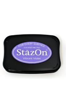 StazOn - Vibrant violeta/Parme