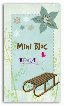 Bloc journaling  invierno