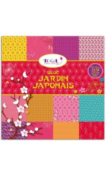 BLOC JARDIN JAPONAIS