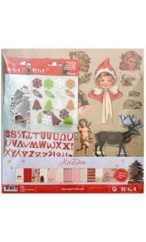 Kit Déco «Il était une fois Noël» B