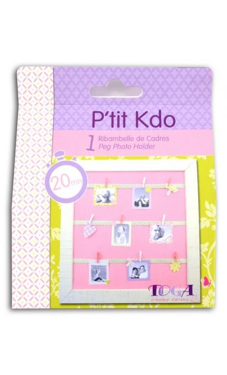Kit P'tit Kdo - Ribambelle de cadres