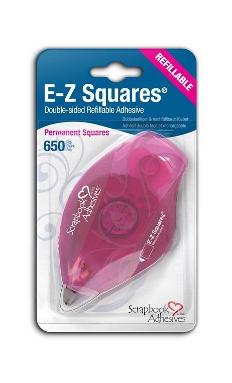 E-Z Squares®-Dévid.  Past. Blc