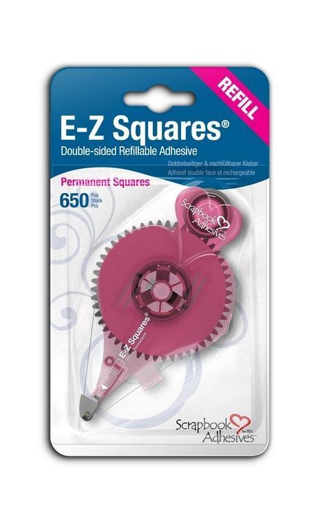 E-Z Squares®-Recarga  Past. Blc