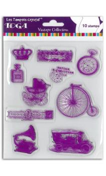 Sellos Crystal®  Vintage
