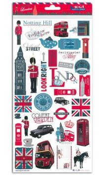 pegatinas Londres