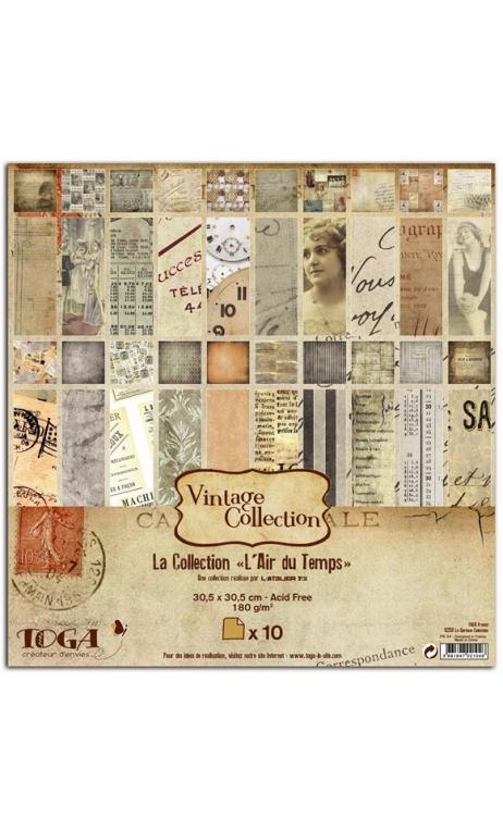 Papeles Vintage l'Air du Temps