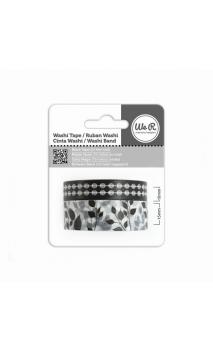 Washi Tape - Black & White