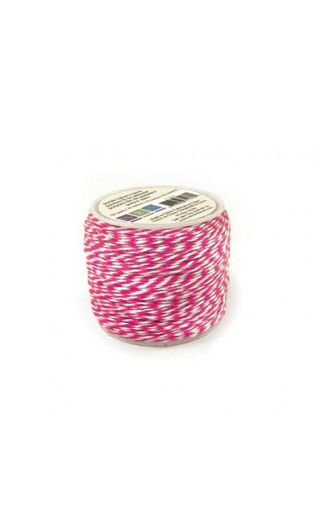 Bakers Twine Spool - Pink