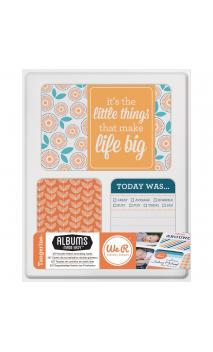 Journaling Cards - Tangerine